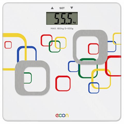 Весы напольные ECON ECO-BS114F