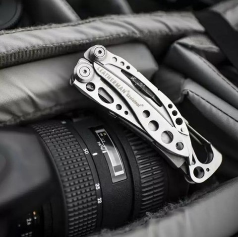 Мультитул Leatherman Skeletool , 7 функций (830920) | Multitool-Leatherman.Ru