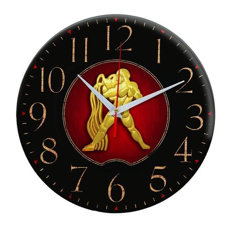 Сувенир и подарок часы Золотой Водолей
