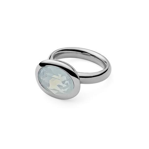 Кольцо Tivola White Opal 16.5 мм 631751 BW/S