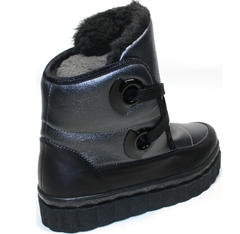 Кожаные ботинки женские Kluchini 13047