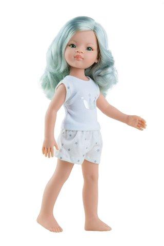 Кукла Лиу, 32 см, Паола Рейна