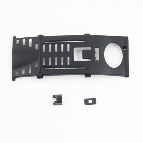Крепление аккумулятора (черный) для квадрокоптера MJX X401H - MJX-400008