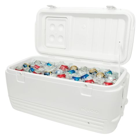 Изотермический контейнер (термобокс) Igloo Quick&Cool 100 (термоконтейнер, 95 л.)