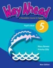 Way Ahead New Edition Level 5 Pupils Book & CD ROM Pack