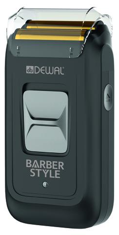 Шейвер Dewal  (03-017) Barber style для проработки контуров и бороды аккум/сетевой 5 Вт