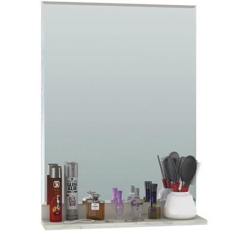 Зеркало настенное Юнона Моби дуб белый CRAFT