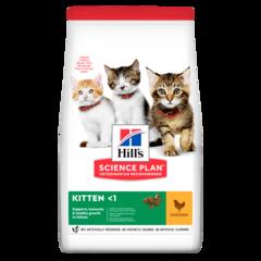 Корм для котят Hill`s Science Plan Kitten Healthy Development, с курицей