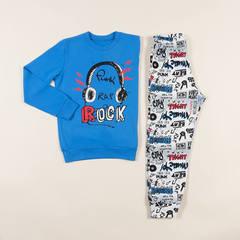 Детская мужская пижама E20K-83P101