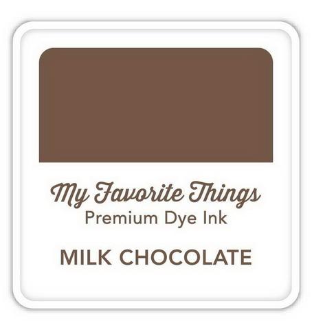 Чернильная подушечка My Favorite Things - MILK CHOCOLATE