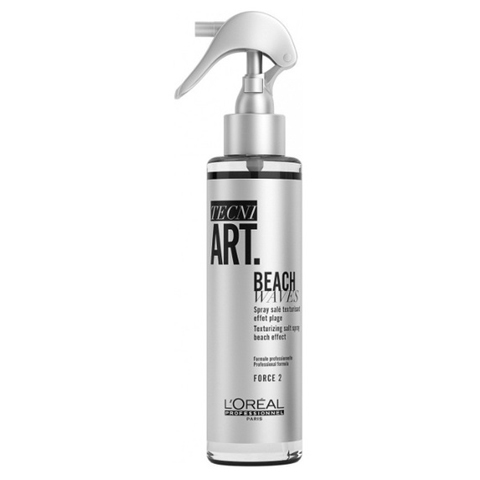 L'Oreal Professionnel Tecni.Аrt: Текстурирующий cпрей для волос с минералами соли (Beach Waves Texturing Salt Spray), 150мл