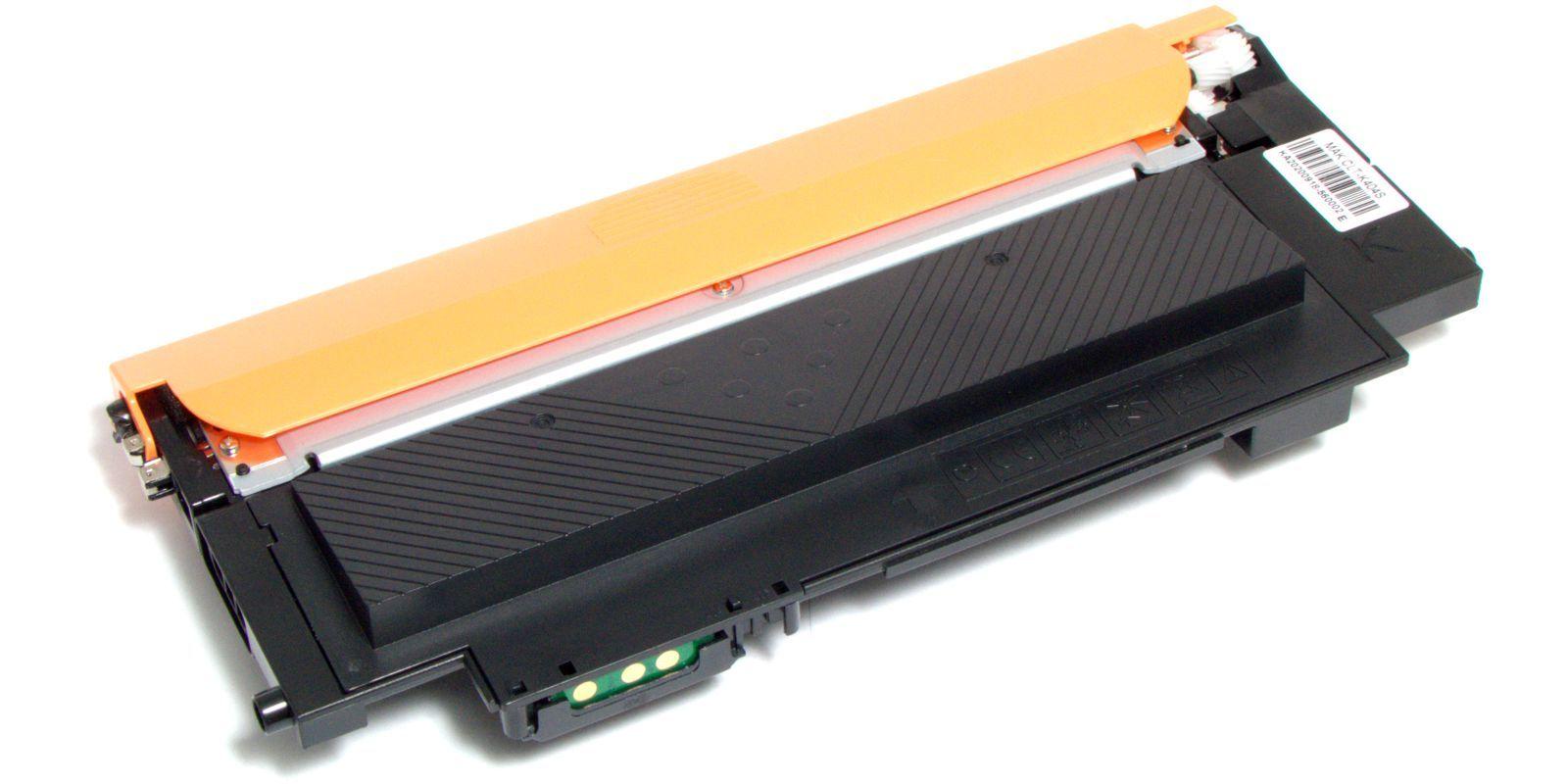 Картридж лазерный цветной MAK© CLT-M404S пурпурный (magenta), до 1000 стр.