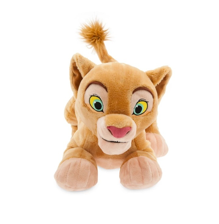 Мягкая игрушка Нала Дисней Король Лев 28 см