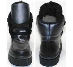 Ботинки на шнуровке Kluchini 13047
