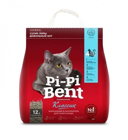 Наполнитель Pi-Pi-Bent Классик 5 кг