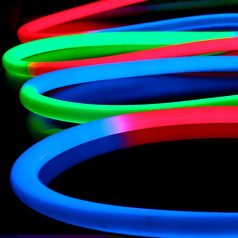 Flex LED-неон RGB