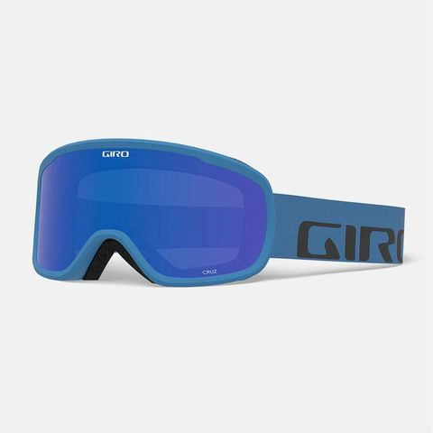 Маска GIRO CRUZ Blue Wordmark/ Grey Cobalt 15