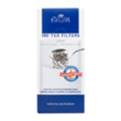 Фильтры для чая отбеленные (уп. 100 штук)