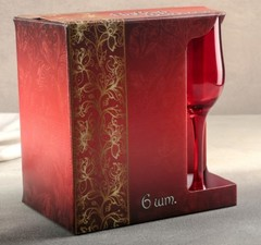 Набор из 6 бокалов для шампанского Радуга, 200 мл, фото 2