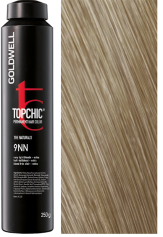 Goldwell Topchic 9NN очень светло-русый - экстра TC 250ml