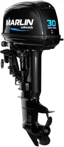 2х-тактный лодочный Мотор MARLIN MP 30 AWRS