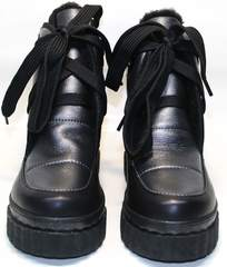 Модные ботинки Kluchini 13047