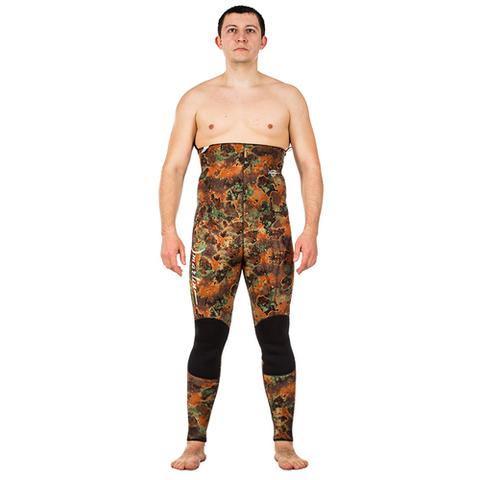 Гидрокостюм Marlin Sarmat Eco Brown 9 мм штаны – 88003332291 изображение 20