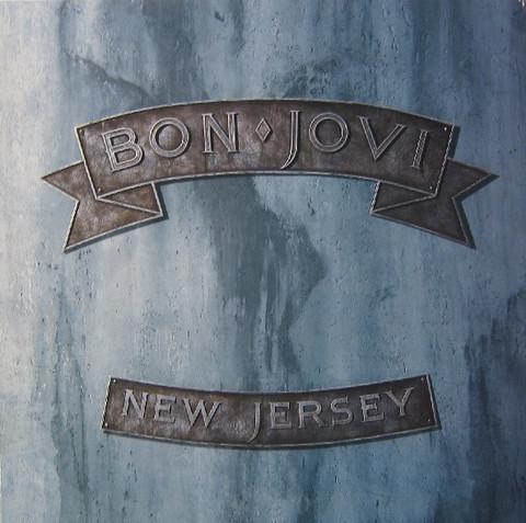 Виниловая пластинка. Bon Jovi