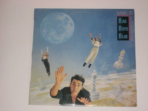 Bad Boys Blue / Game Of Love (LP)