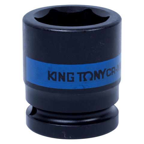 KING TONY (653531M) Головка торцевая ударная шестигранная 3/4