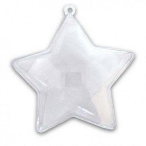 054-4601 Звезда из пластика, разъемная
