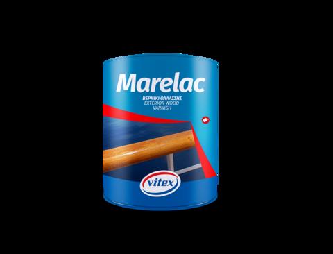 Полиуретановый однокомпонентный лак на растворителе для яхт и катеров, деревянных поверхностей -Marelac