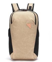 Рюкзак антивор Pacsafe Vibe 20, горчичный, 20 л.