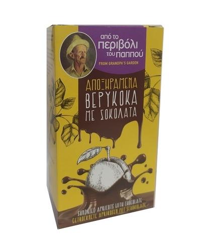 Абрикос в шоколаде Kontos 250 гр