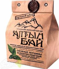 Картинка Иван-чай Снежные вершины