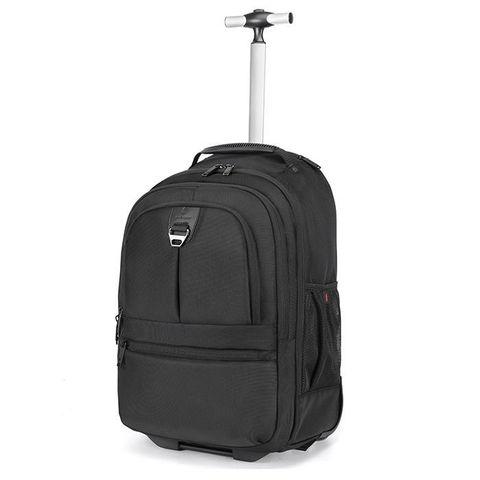 Рюкзак на колёсах Arctic Hunter L-00043 чёрный