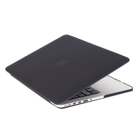 Накладка пластик MacBook Pro 16 Retina /matte black/ DDC