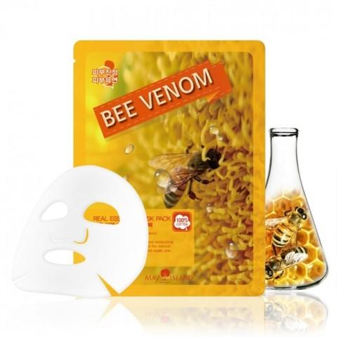 MAY ISLAND  Bee Venom  тканевая маска с пчелиным ядом