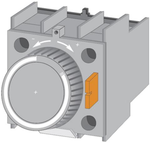 ПВН-22 ( откл.10-180 сек ) 1з+1р TDM
