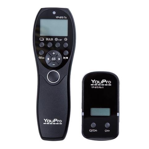 Пульт дистанционного управления YouPro YP-870 DC-2 для Nikon