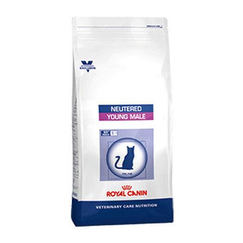 10 кг. ROYAL CANIN Сухой корм для кастрированных котов Neutered Young Male