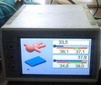 Блок управления к термоматрацу MCI 3N