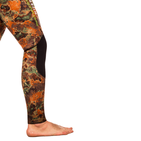 Гидрокостюм Marlin Sarmat Eco Brown 9 мм штаны – 88003332291 изображение 17
