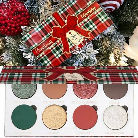 Give Me Glow CHRISTMAS MORNING palette