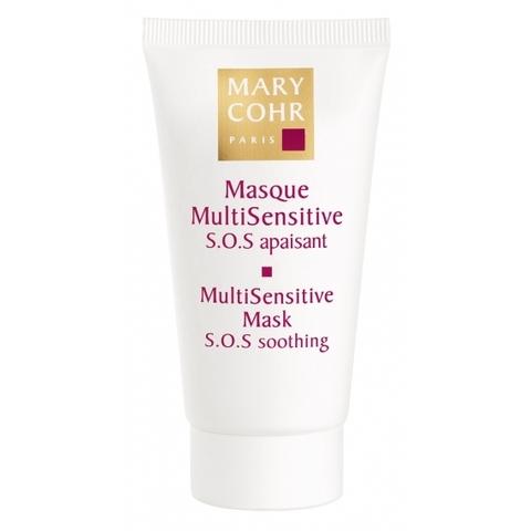 Маска успокаивающая «Мультисенситив» Mary Cohr MultiSensitive Mask S.O.S soothing 50 мл