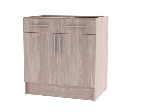 Стол кухонный ХАНСЕН с 2мя ящиками 800мм