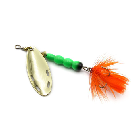 Блесна Extreme Fishing Certain Obsession №2 9g 10-FluoGreen/G