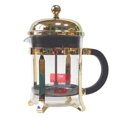 Кофейник френч-пресс золотой Bodum Chambord 0.5 л, 11813-17