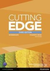 Cutting Edge Third Edition Intermediate Student's Book/DVD Pack