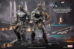 Marvel The Avengers - Chitauri Commander & Chitauri FootSoldier